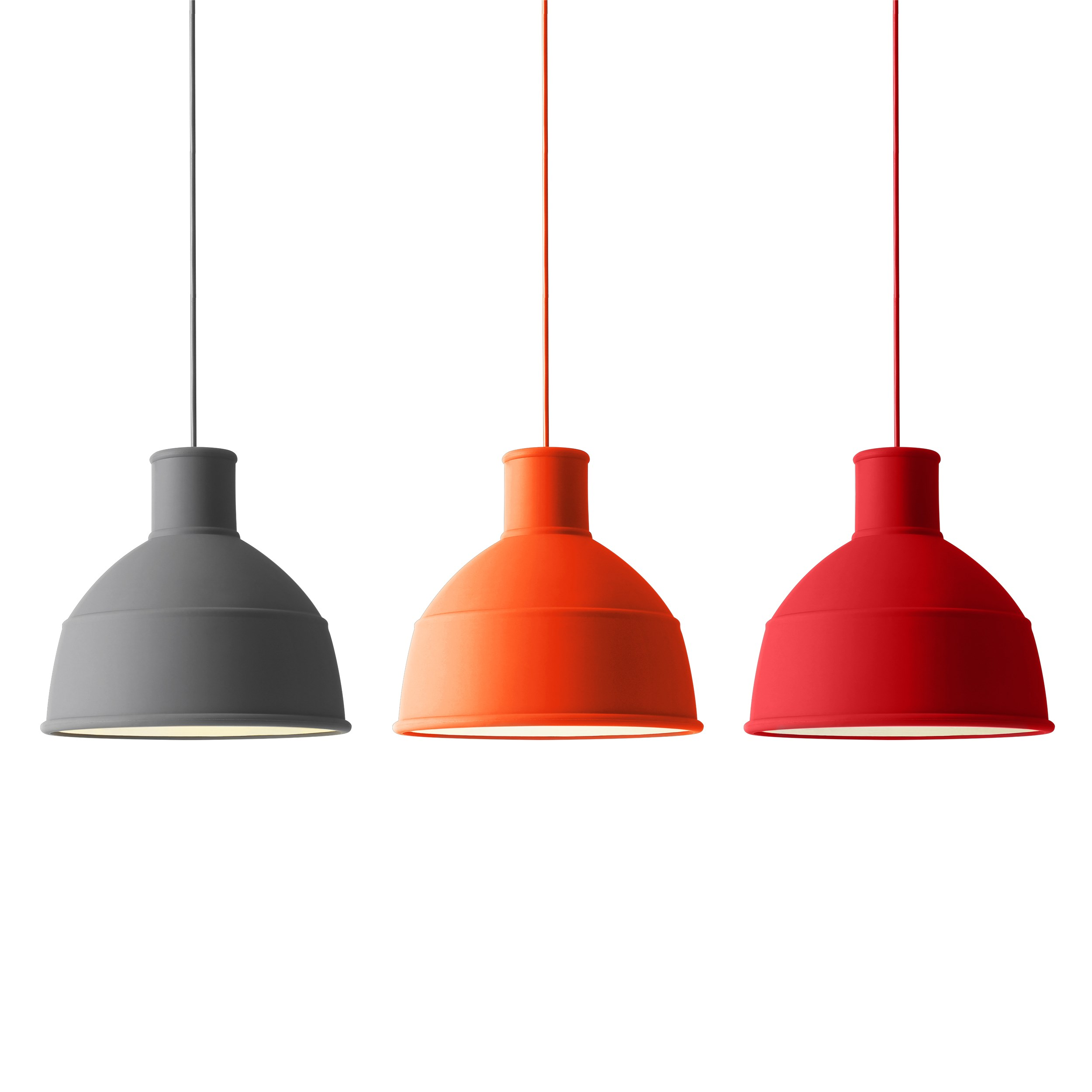 Unfold Lamp Orange
