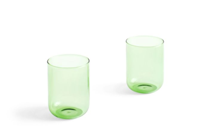 Tint Tumbler Green set of 2