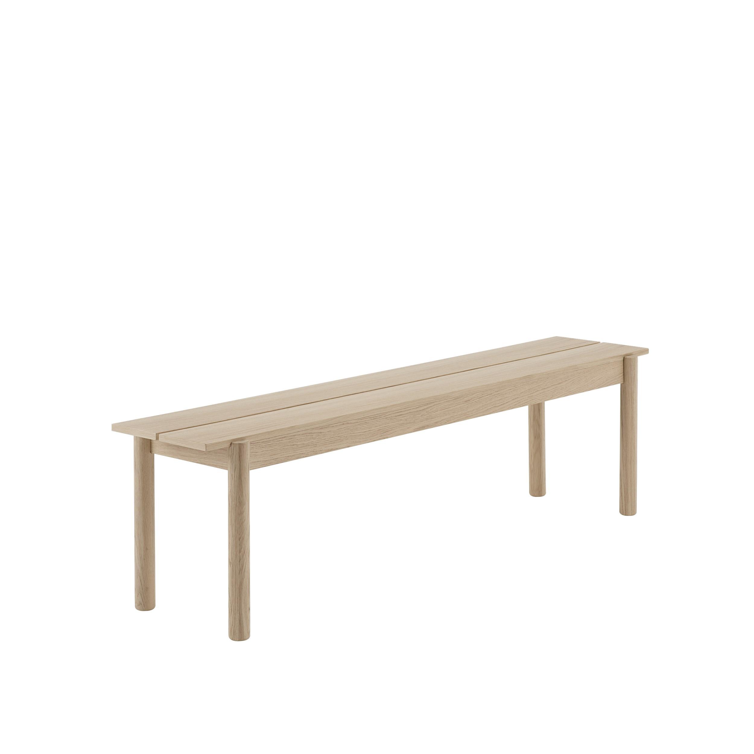 Muuto Linear Bench Wood 170