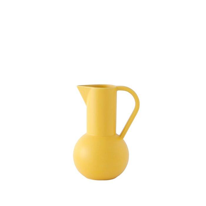 Raawii Jug Small Freesia Yellow