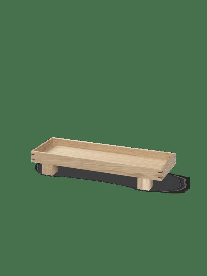 Bon wooden tray extra small oak