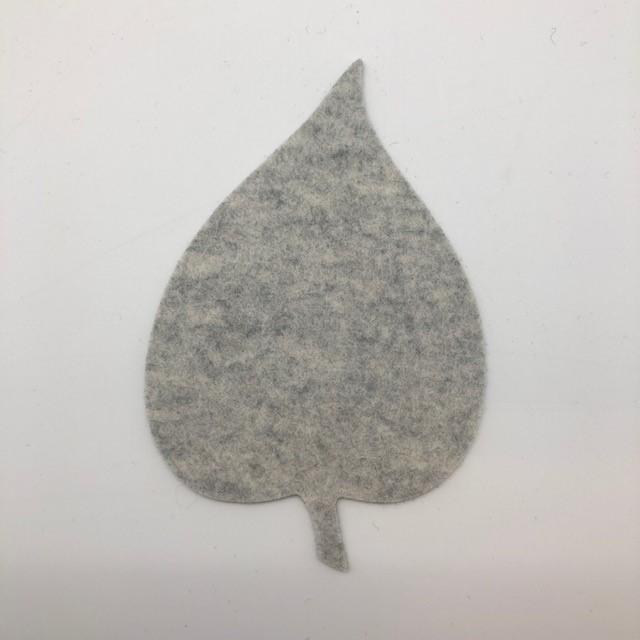 Onderzetter blad linden marble 06