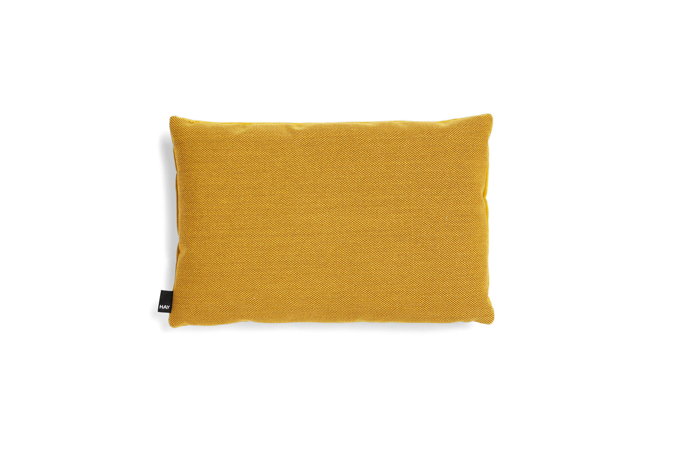 Eclectic cushion 45x30 yellow