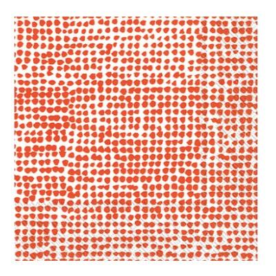Orkanen white/red lunch napkin