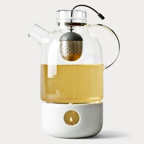 Menu Heater voor Kettle Tea Pot