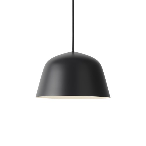 Ambit lamp 25 cm black