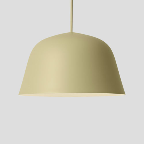 Ambit lamp 40 cm beige green