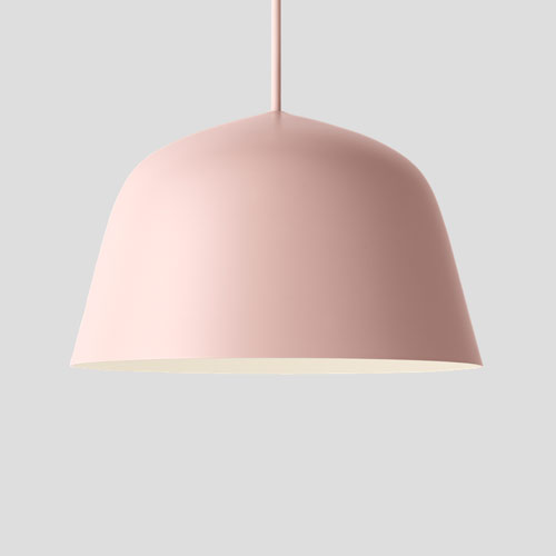 Ambit lamp 40 cm rose