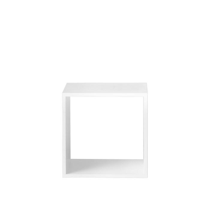 Stacked 2.0 medium open white