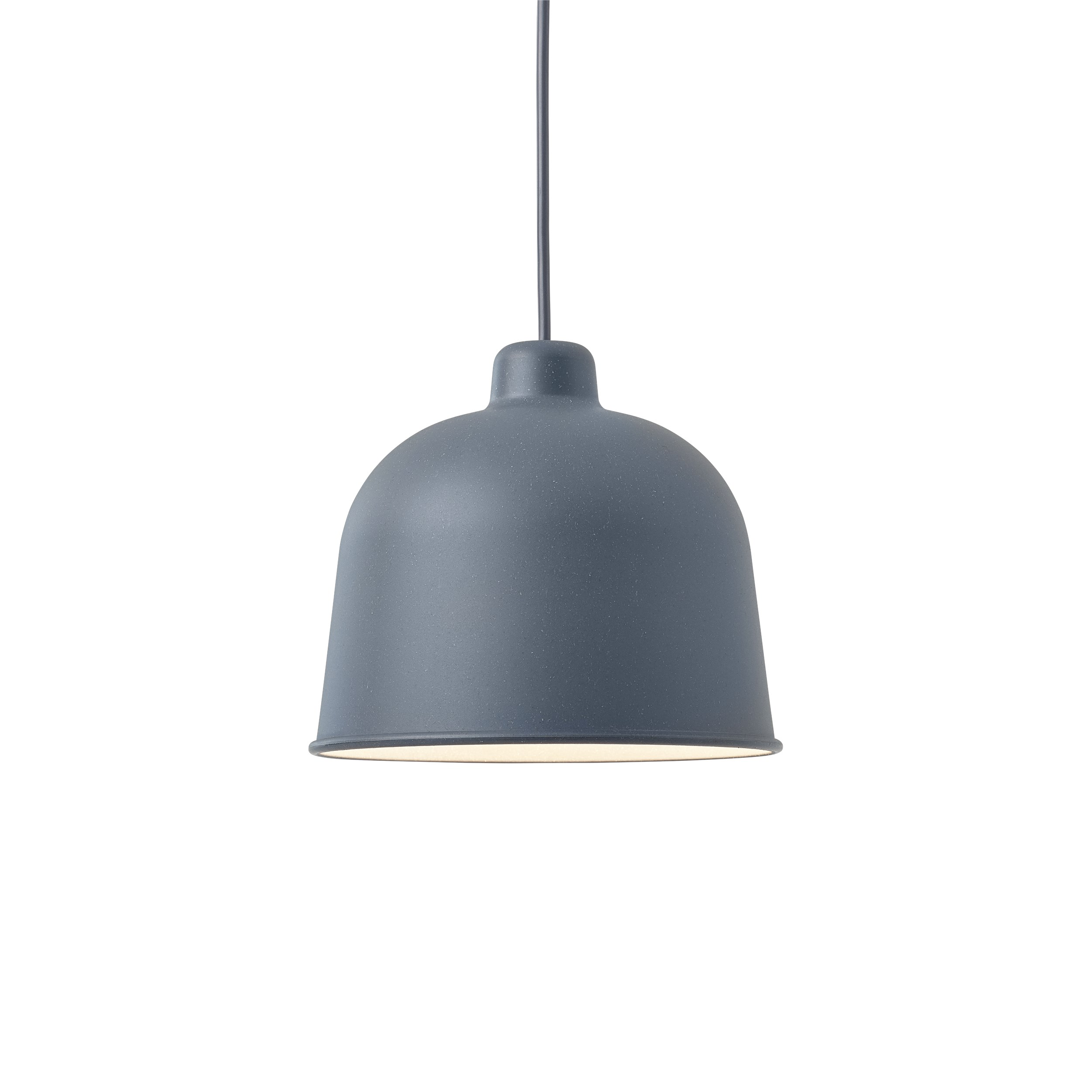 Grain lamp blue - grey