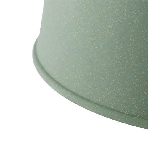 Grain lamp dustygreen