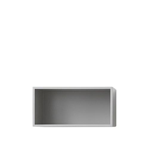 Mini stacked 2.0 small light grey