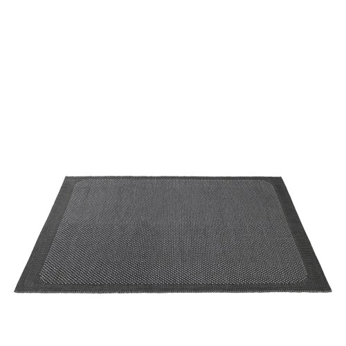 Pebble rug 300 x 200 dark grey