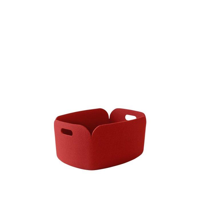 Restore basket red