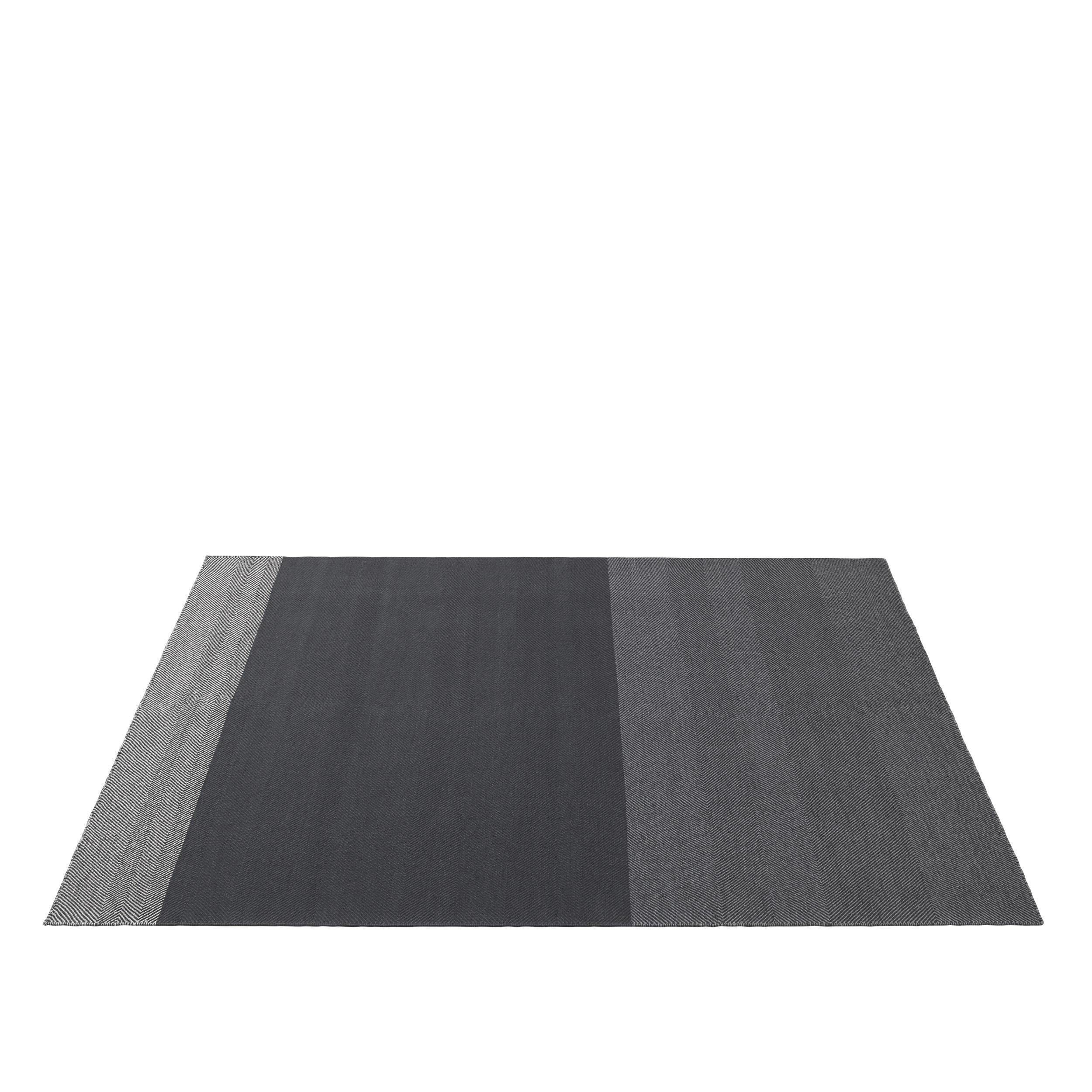 Varjo rug 200 x 300 dark grey