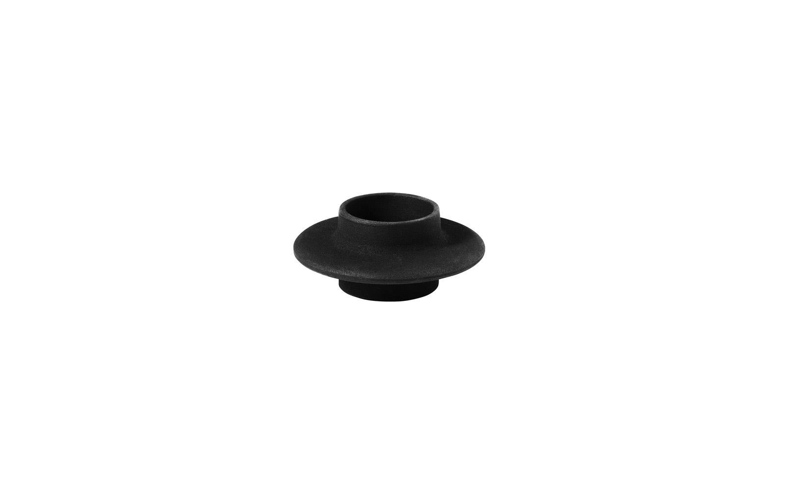 Heima tealight holder black