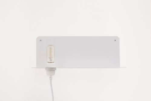 Frama 90 Wall Light White