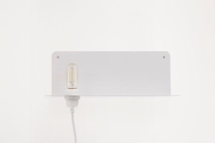 Frama 90 Wall Light White