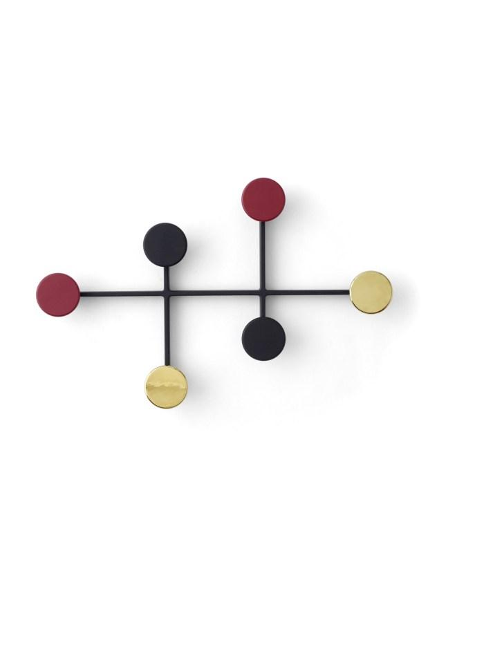 Menu Afteroom Coat Hanger Large Black/Brass