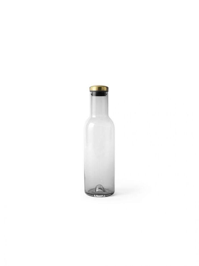 Menu Bottle 1L Smoke/Brass