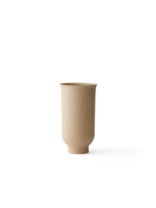 Menu Cyclades Vase L Sand