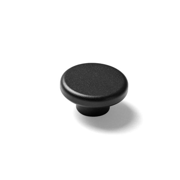 Menu Knobs 2-pack Black