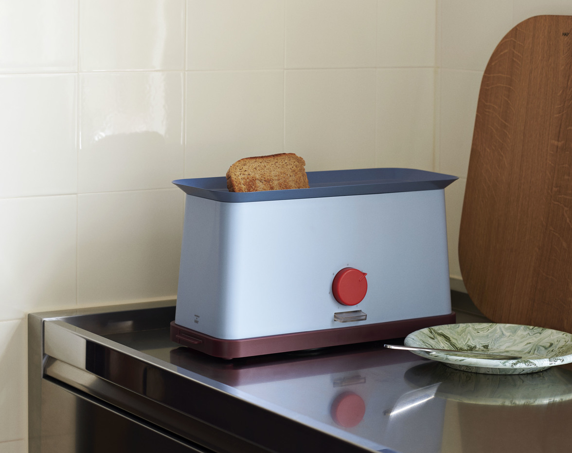 SOWDEN TOASTER blue