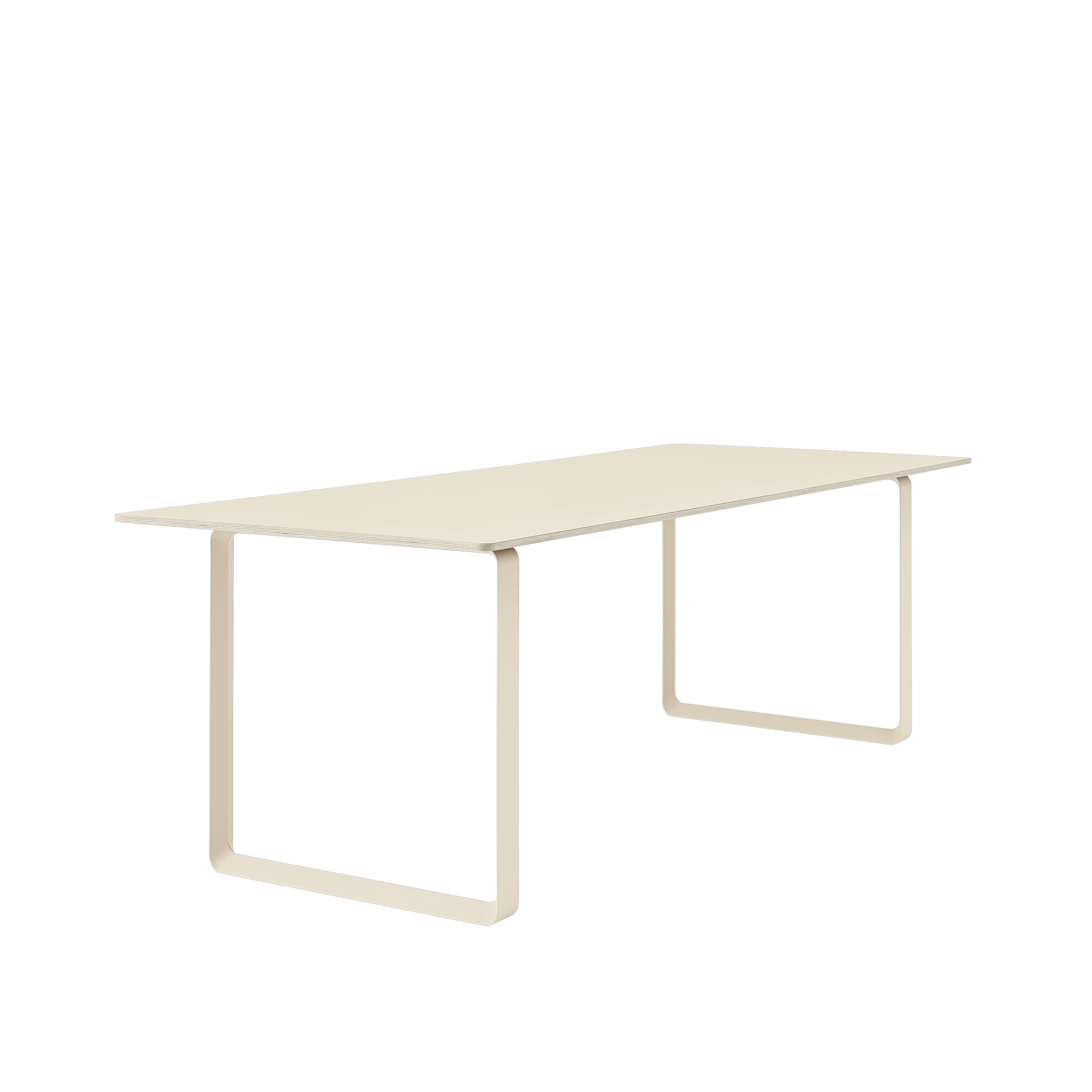 Muuto 70/70 Table 170x85 Sand Laminate