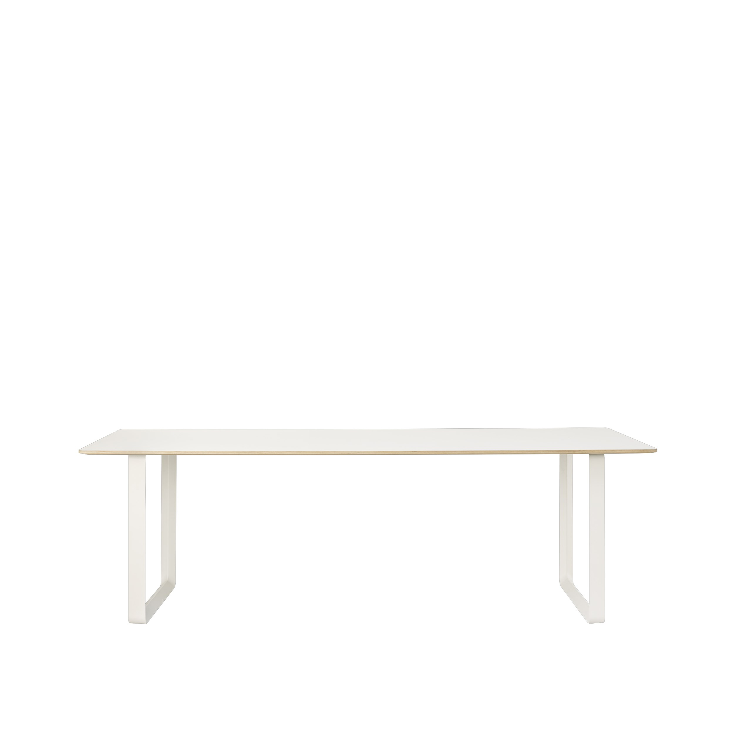 Muuto 70/70 Table 225x90 White Laminate