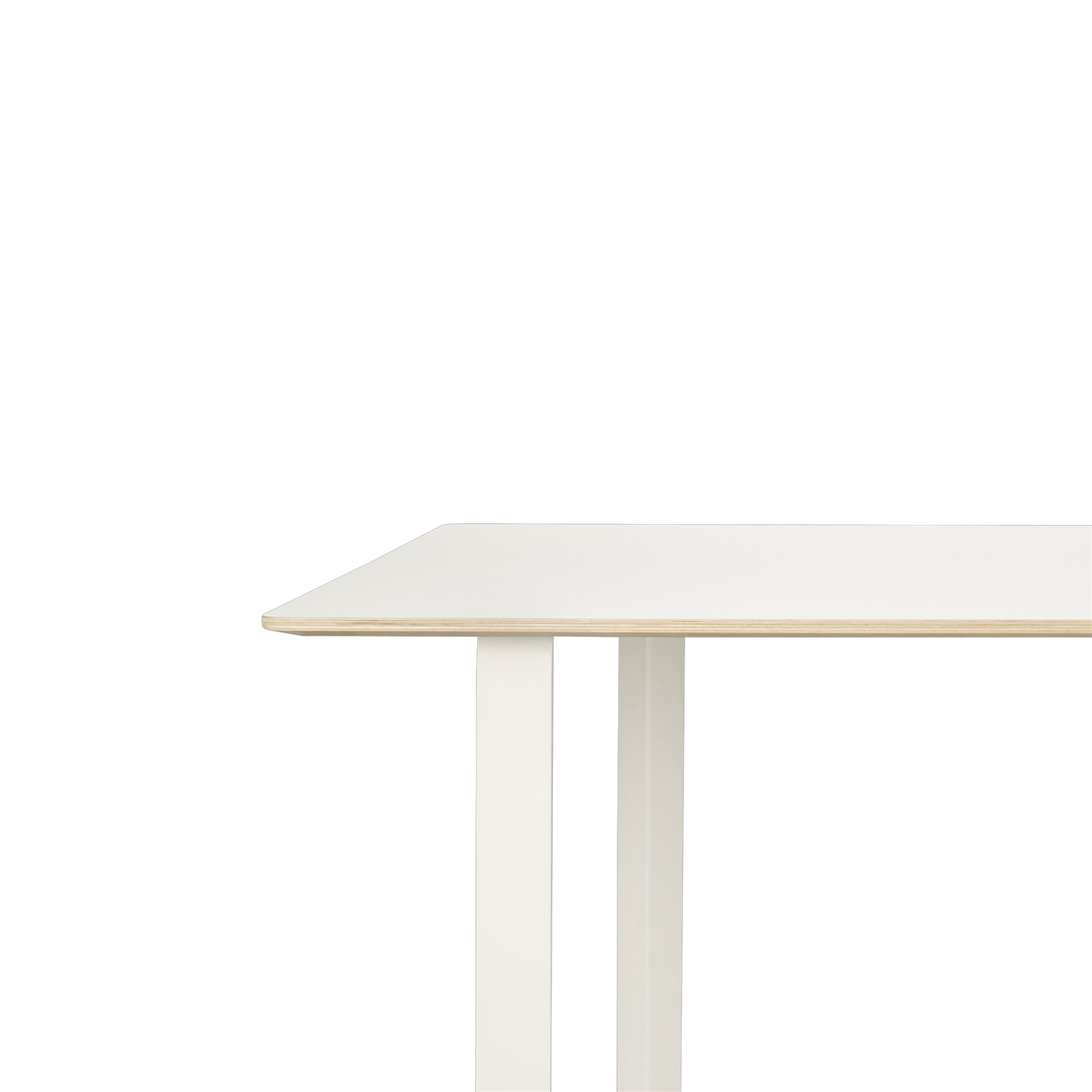 Muuto 70/70 Table 295x108 White Laminate