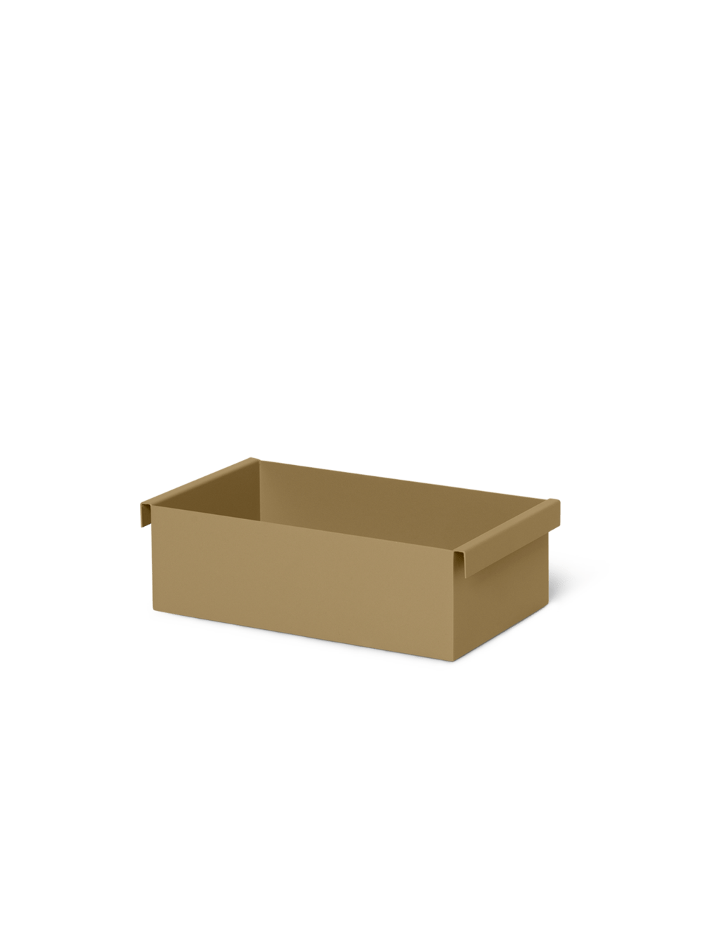 Ferm living Container For Plant Box Olive