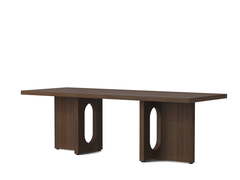 Menu Androgyne Lounge Table Dark Stained Oak