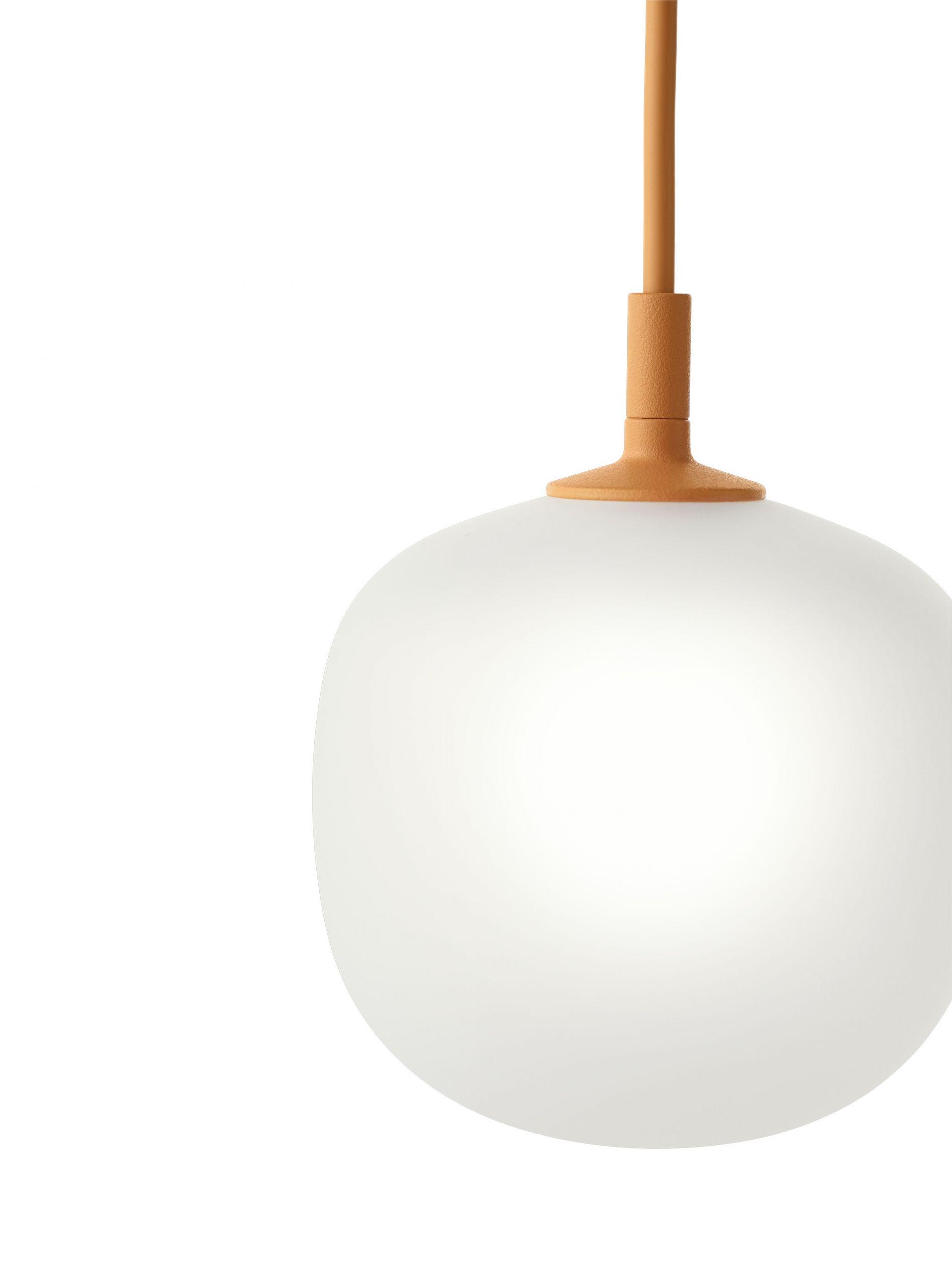 Muuto Rime Pendant 12cm Orange