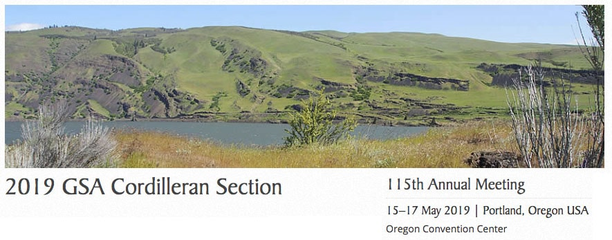 Keck Geology Presentations at the 2019 GSA Cordilleran Section Meeting