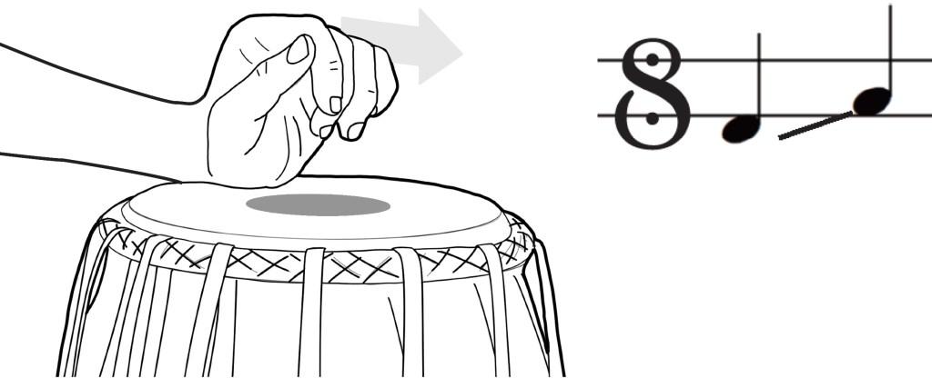 Illustration of Strike 1