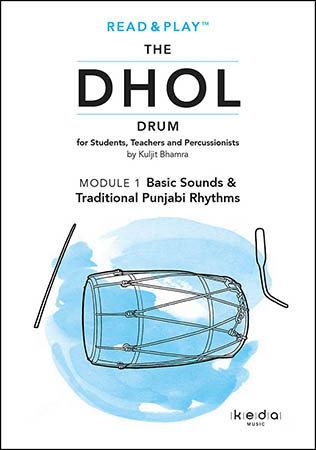 Read and Play Dhol Book Cover