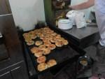 【台湾 基隆】おいしすぎる葱油餅のお店~周家豆漿店(蔥油餅)~