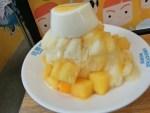 【台湾 台北】定番美味しい永康街のマンゴーかき氷~思慕昔スムージー~