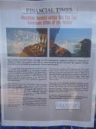 FT write up on Mazatlan