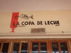 La Copa De Leche