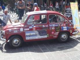 Argentina Alaska Fiat 600