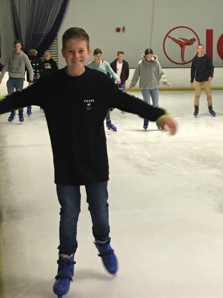 Venturers Ice Skating