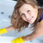 Így lesz hófehér a fürdőkád és ragyogóan tiszta a fürdőszoba villámgyorsan!