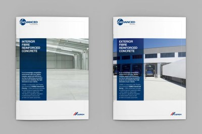 Brochure design – CEMEX