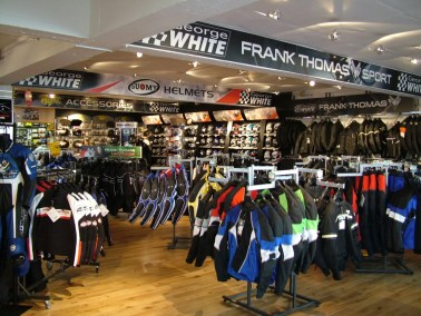 Shop-fit and point of sale design – Frank Thomas/George White