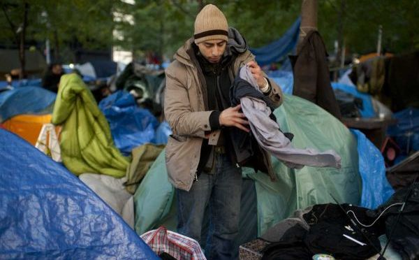 Occupy Wall St Weathers Storm