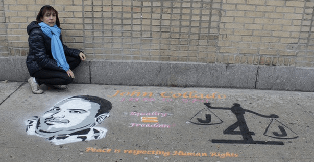 Mural Honors Inwood Man Shot & Killed By Police