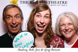 In Good Company: Audrey, Bob, Jess and Greg Benson