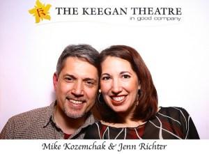 In Good Company: Mike Kozemchak and Jenn Richter