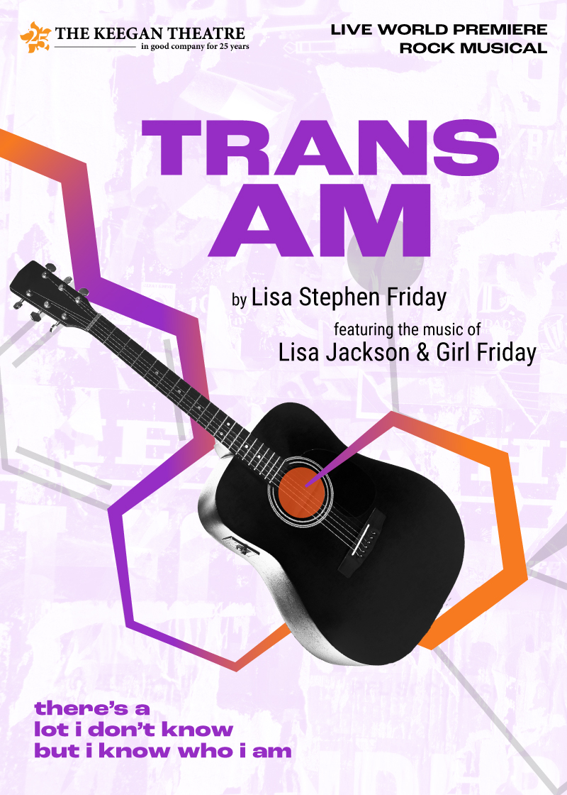 TRANS AM by Lisa Stephen Friday, featuring the music of Lisa Jackson & Girl Friday